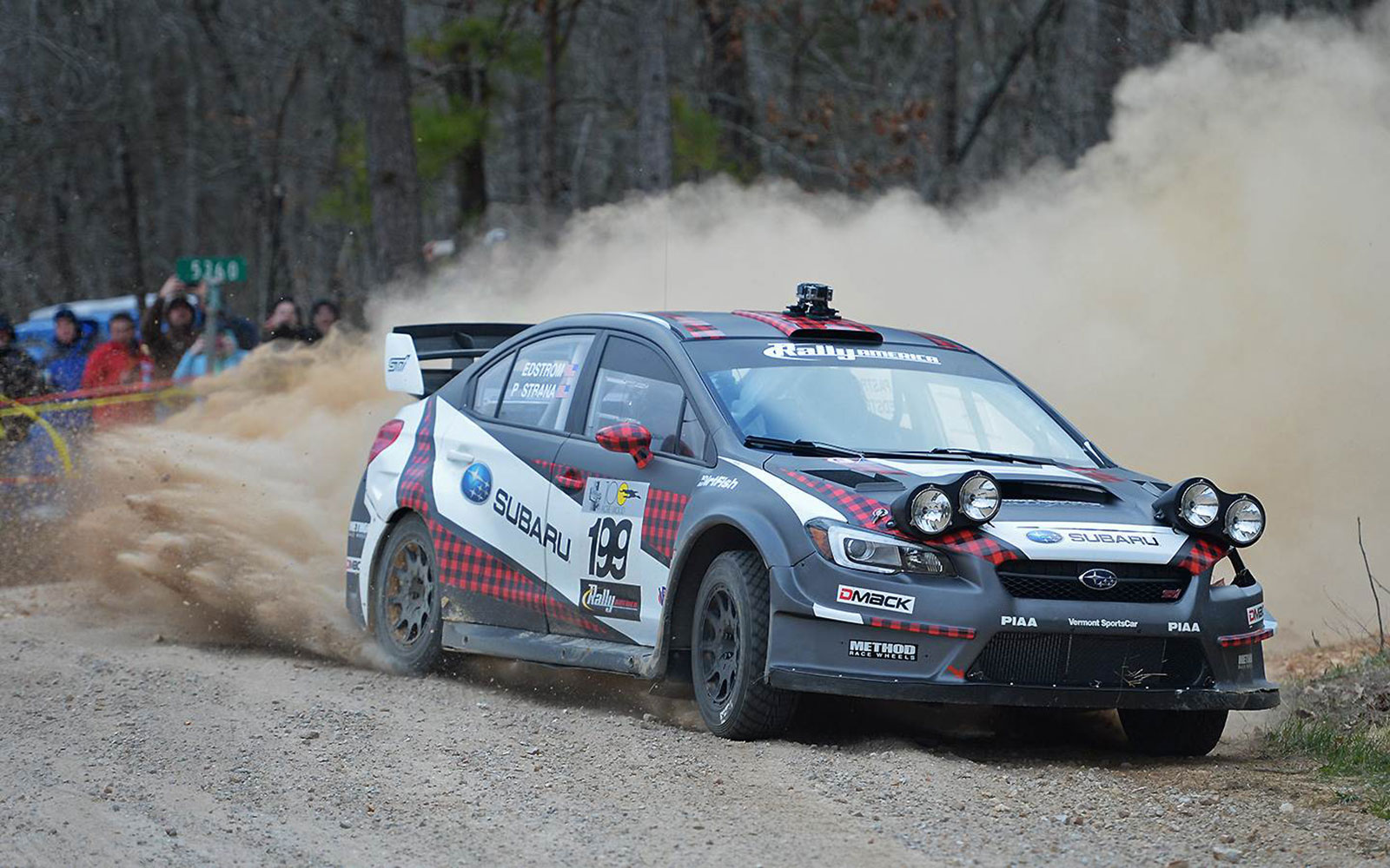 Subaru Rally Team USA – DIrally.com